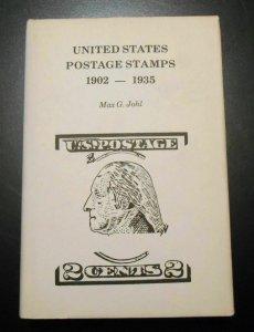 1976 U. S. Postage Stamps 1902-1935, Max G. Johl HB 566