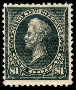 MOMEN: US STAMPS #261A MINT OG H