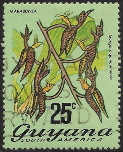 Guyana # 141 Used  [13817]