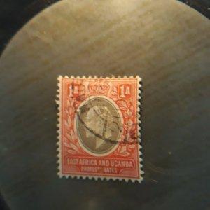 East Africa & Uganda 18a  VF used