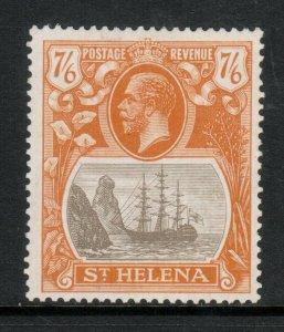 St Helena #92 Very Fine Mint Lightly Hinged