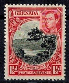 Grenada 134a MNH Superb