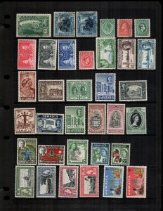 Jamaica  35 diff MH and used