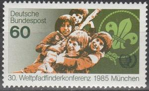 Germany #1446  MNH    (S9250)