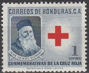Honduras #RA5 MNH F-VF (V4490L)