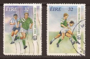 Ireland  # 927 - 28   used