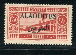 Alaouites #31 mint no gum