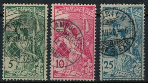 Switzerland #98-100  CV $39.00