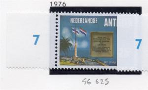 Dutch Antillen 1976 Early Issue Fine Mint Hinged 25c. 167853