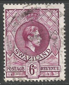 SWAZILAND 33 VFU Z636-3