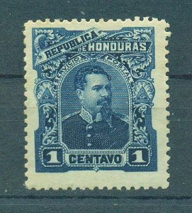 Honduras sc# 51 (2) mh cat value $.30
