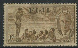 STAMP STATION PERTH Fiji #B1 Semi Postal Issue Used CV$2.00