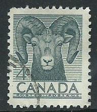 Canada SG 449  Used