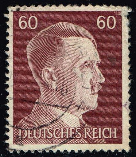 Germany #522 Adolph Hitler; Used (0.45)