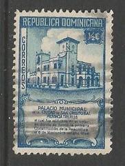 Dominican Republic 412 VFU 714D-10