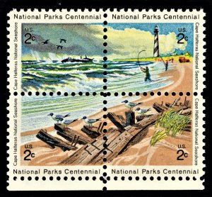 US 1448-US 1451 MNH 2 Cent National Parks Centennial