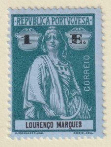 LOURENCO MARQUES 131  MINT HINGED OG * NO FAULTS EXTRA FINE!