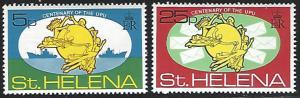 St Helena #283-284 MNH Full Set of 2