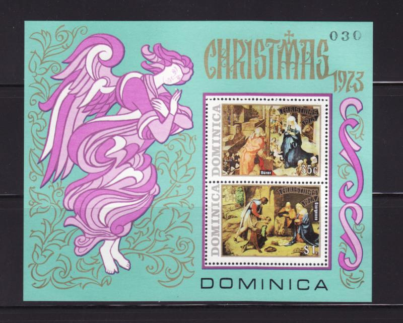 Dominica 380a MNH Christmas (A)