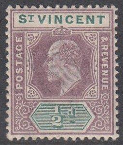 St. Vincent 71 MLH CV $4.75