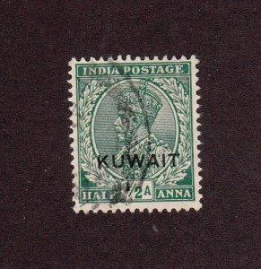 Kuwait Scott #18 Used