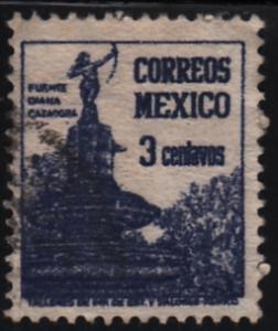 Mexico, Scott # 856(3), MNG
