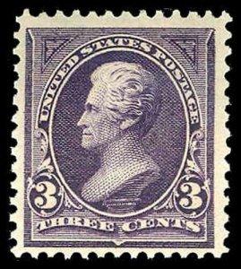 U.S. 1894-97 ISSUES 268  Mint (ID # 78407)