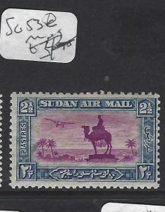 SUDAN  (P1901B)   CAMEL A/M  2 1/2P  SG 53E   MOG