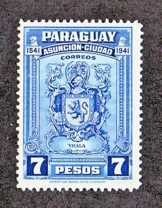 Paraguay Scott #397 MH
