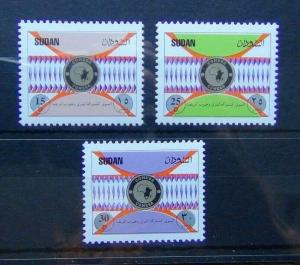 1996 Common Market for Eastern and Southern Africa set MNH