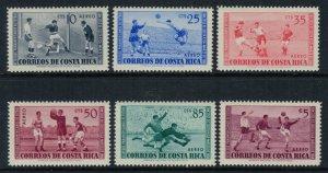 Costa Rica #C283-8*  CV $4.90