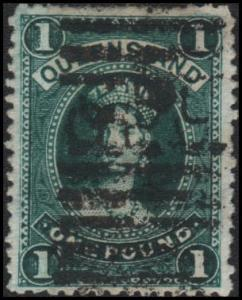 Australian States- Queensland 78 used