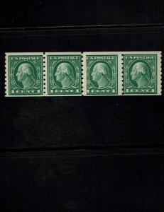 Scott #412 Fine-OG-NH. SCV - $260.00