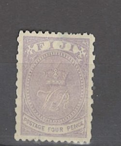 COLLECTION LOT # 3170 FIJI #42 MH 1890 CV=$14