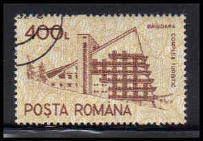 Romania Used Fine D37102