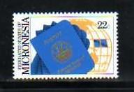 Micronesia MNH sc# 53 Passport 08CV  $0.60