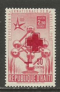 Haiti   #CB9  MLH  (1958)  c.v. $2.50