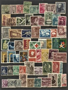 STAMP STATION PERTH Portugal Mix #60 Used Selection - Unchecked