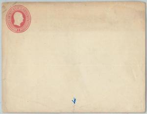 66764 - GERMANY PRUSSEN - Postal History - STATIONERY COVER : U17