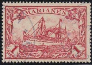 Mariana Islands 1901 SC 26 Used