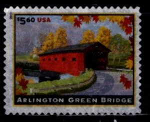 #4738 Arlington Green Priority Mail (Off Paper)- Used