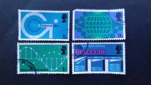 Great Britain 1969 Telecommunications  Used