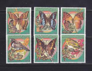 Comoro Islands 686-691 Set MNH Scouts