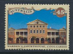 Australia SG 1377  Used  - Discovery Gold