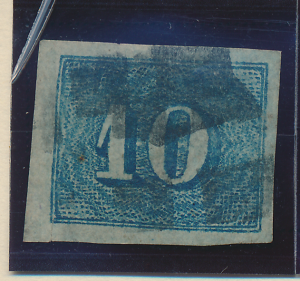 Brazil Stamp Scott #37, Used - Free U.S. Shipping, Free Worldwide Shipping Ov...