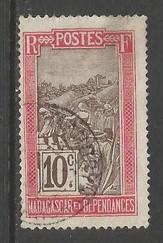 MADAGASCAR/MALAGASY 84 VFU H1225-2