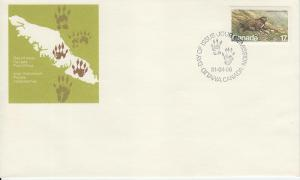 1981 Canada Vancouver Island Marmot (Scott 883)