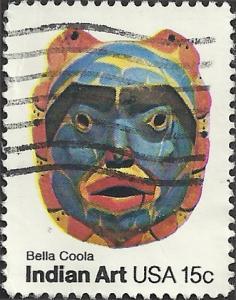 # 1837 USED BELLA COOLA TRIBE