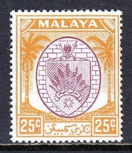 Malaya (Negri Sembilan) - Scott #50 - MLH - SCV $2.00