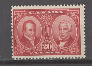 COLLECTION LOT # 3089 CANADA #148 MH 1927 CV+$27.50